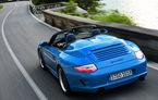 Surprize din partea Porsche: nemții ar putea lansa un 911 Speedster la Frankfurt