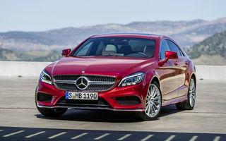 Mercedes-AMG pregătește o nouă gamă de modele hibride: startul va fi dat de un CLS de peste 450 de cai putere