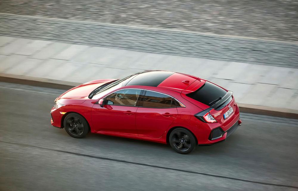 Primul diesel din gama noului Honda Civic se lansează anul viitor: 1.6 litri și consum de 3.7 litri la 100 de km - Poza 3