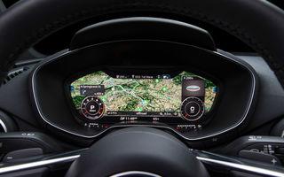 Personalizarea traseului dusă la extrem: sistemul de navigație Audi îți va arăta ruta ideală în funcție de cum conduci hibridul