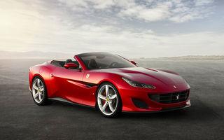 Înlocuitorul lui California T este aici: Ferrari Portofino are 600 de cai putere și ajunge la 100 km/h în 3.5 secunde (UPDATE FOTO)