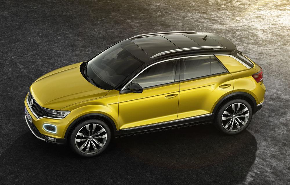 Volkswagen T-Roc: fratele mai mic al lui Tiguan a fost prezentat oficial - Poza 7
