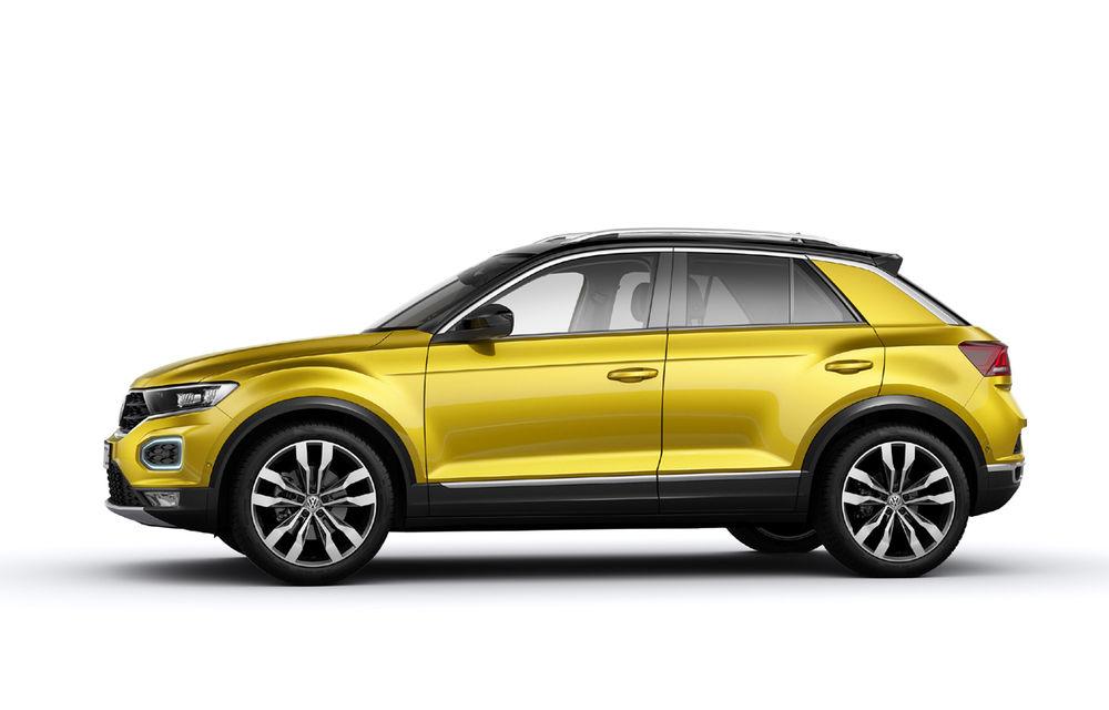 Volkswagen T-Roc: fratele mai mic al lui Tiguan a fost prezentat oficial - Poza 29