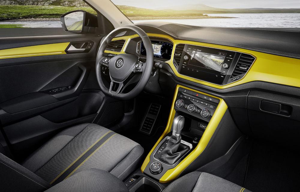 Volkswagen T-Roc: fratele mai mic al lui Tiguan a fost prezentat oficial - Poza 10