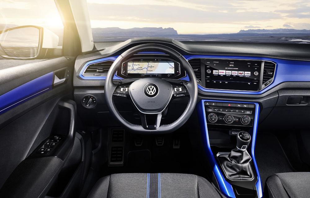 Volkswagen T-Roc: fratele mai mic al lui Tiguan a fost prezentat oficial - Poza 25