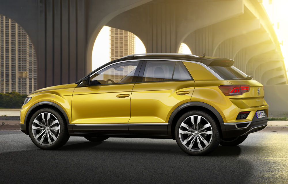 Volkswagen T-Roc: fratele mai mic al lui Tiguan a fost prezentat oficial - Poza 2