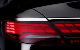 Un nou teaser video cu viitorul Mercedes-Benz Clasa S Cabrio facelift: modelul german va avea stopuri OLED