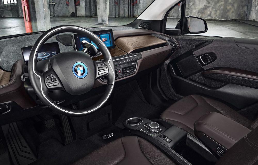Faceliftul lui BMW i3 vine la pachet și cu o versiune sportivă de 184 de cai putere: i3s - Poza 31