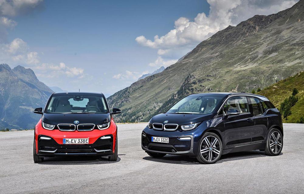 Faceliftul lui BMW i3 vine la pachet și cu o versiune sportivă de 184 de cai putere: i3s - Poza 3