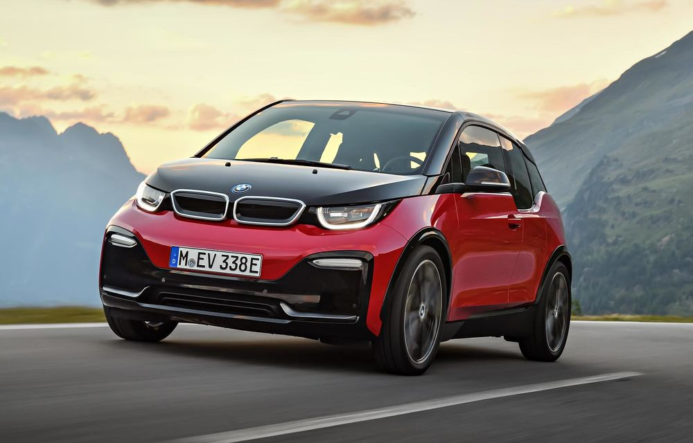 Faceliftul lui BMW i3 vine la pachet și cu o versiune sportivă de 184 de cai putere: i3s - Poza 11