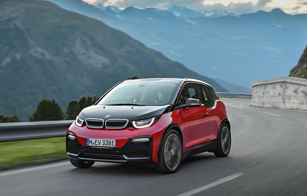 Faceliftul lui BMW i3 vine la pachet și cu o versiune sportivă de 184 de cai putere: i3s - Poza 9