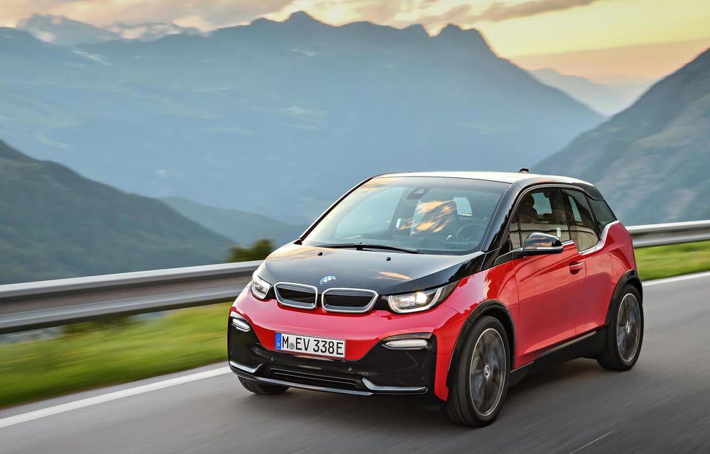 Faceliftul lui BMW i3 vine la pachet și cu o versiune sportivă de 184 de cai putere: i3s - Poza 13