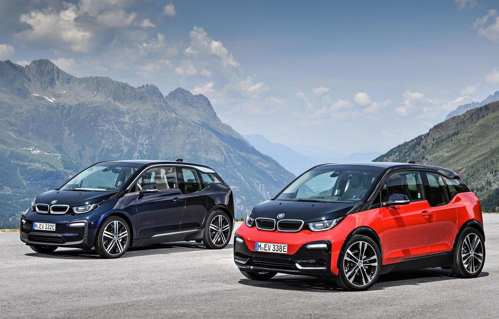 Faceliftul lui BMW i3 vine la pachet și cu o versiune sportivă de 184 de cai putere: i3s - Poza 4