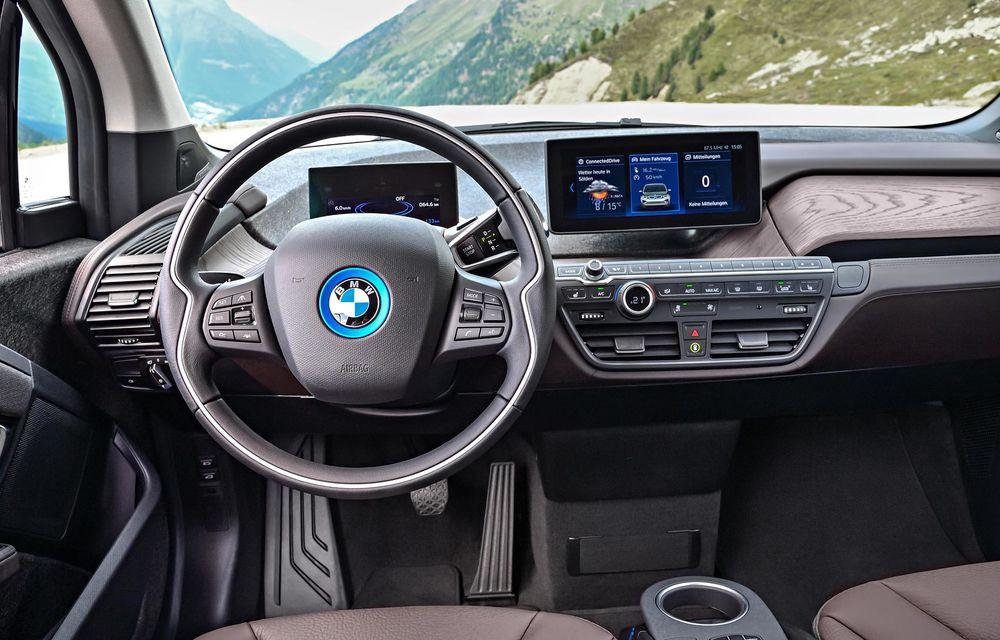 Faceliftul lui BMW i3 vine la pachet și cu o versiune sportivă de 184 de cai putere: i3s - Poza 39