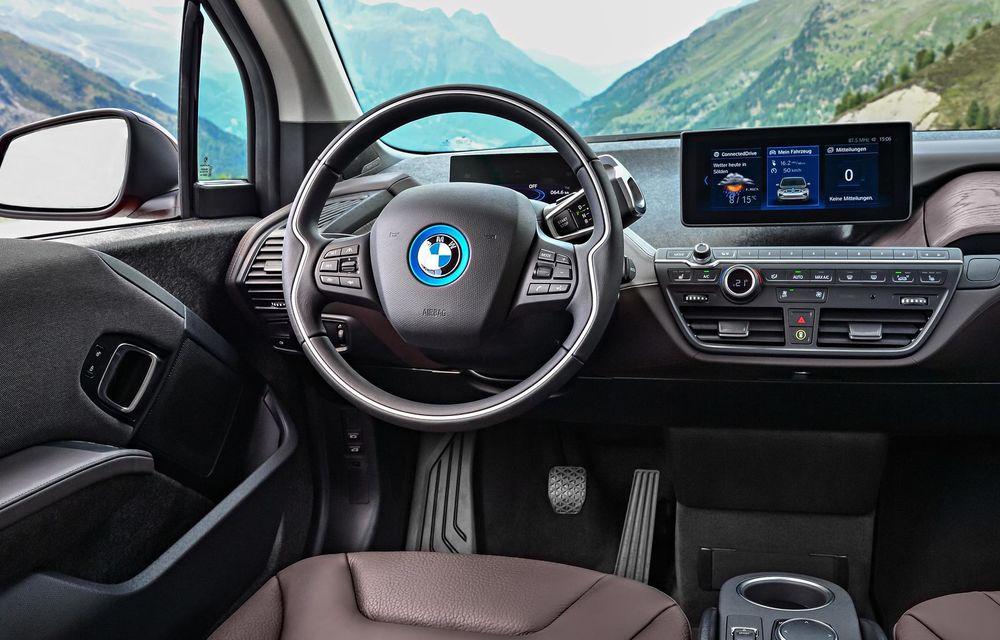 Faceliftul lui BMW i3 vine la pachet și cu o versiune sportivă de 184 de cai putere: i3s - Poza 40