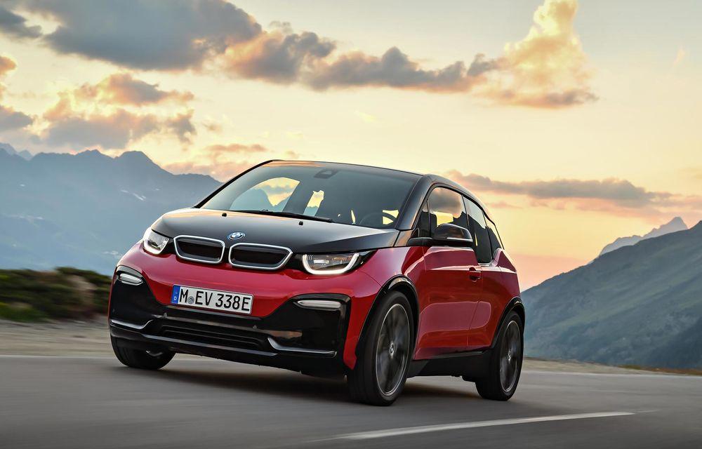 Faceliftul lui BMW i3 vine la pachet și cu o versiune sportivă de 184 de cai putere: i3s - Poza 19