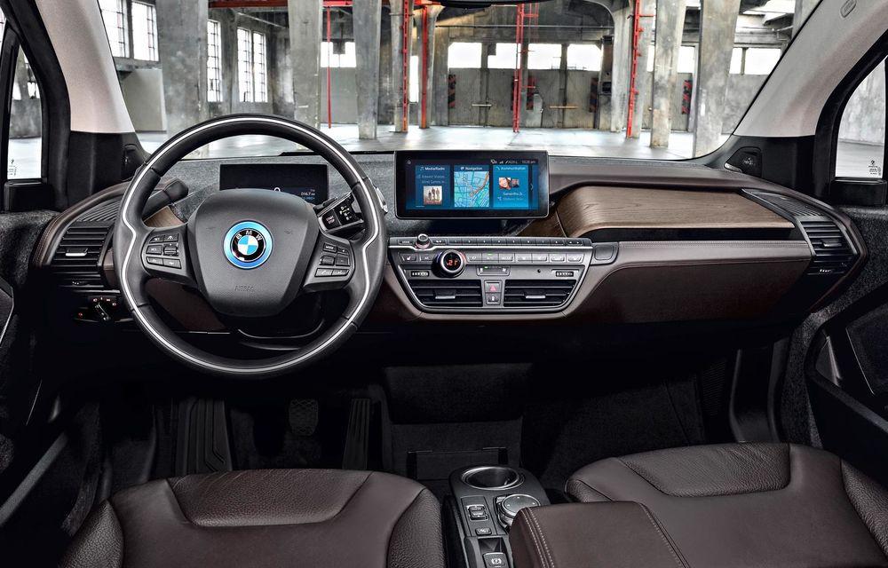 Faceliftul lui BMW i3 vine la pachet și cu o versiune sportivă de 184 de cai putere: i3s - Poza 35
