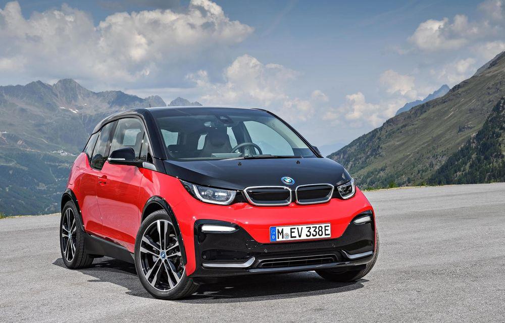 Faceliftul lui BMW i3 vine la pachet și cu o versiune sportivă de 184 de cai putere: i3s - Poza 16