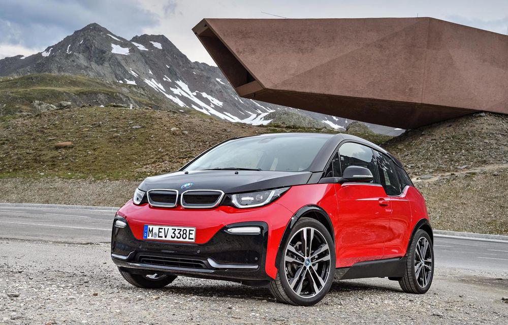 Faceliftul lui BMW i3 vine la pachet și cu o versiune sportivă de 184 de cai putere: i3s - Poza 8