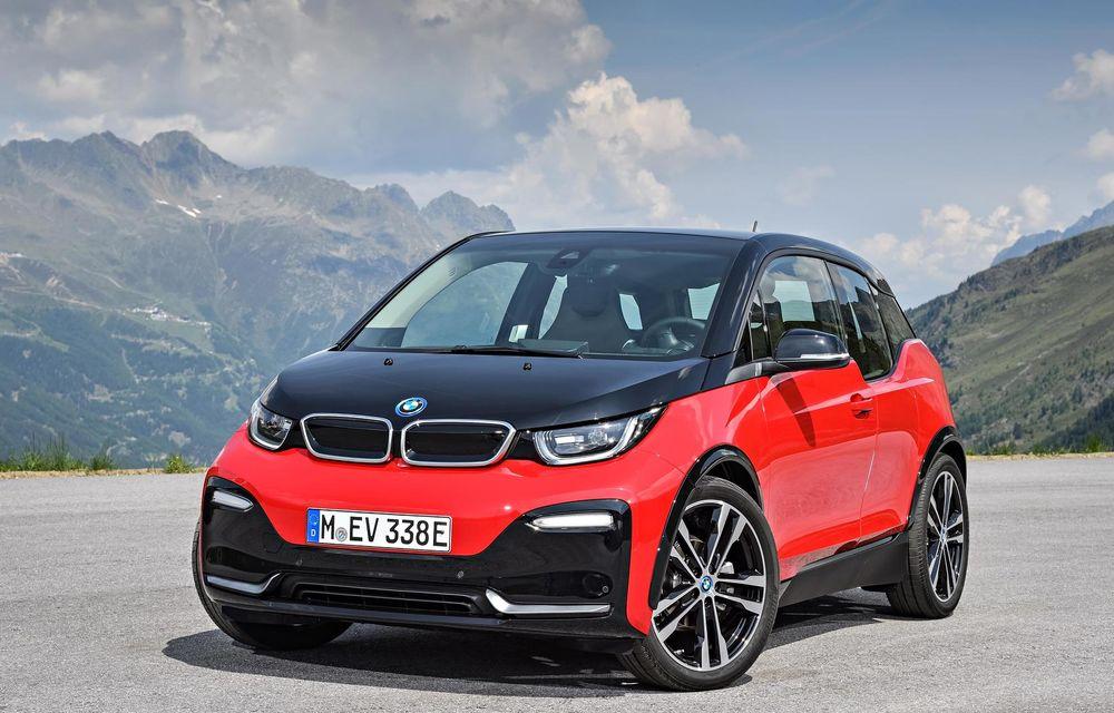 Faceliftul lui BMW i3 vine la pachet și cu o versiune sportivă de 184 de cai putere: i3s - Poza 20