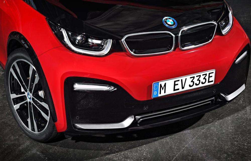 Faceliftul lui BMW i3 vine la pachet și cu o versiune sportivă de 184 de cai putere: i3s - Poza 33