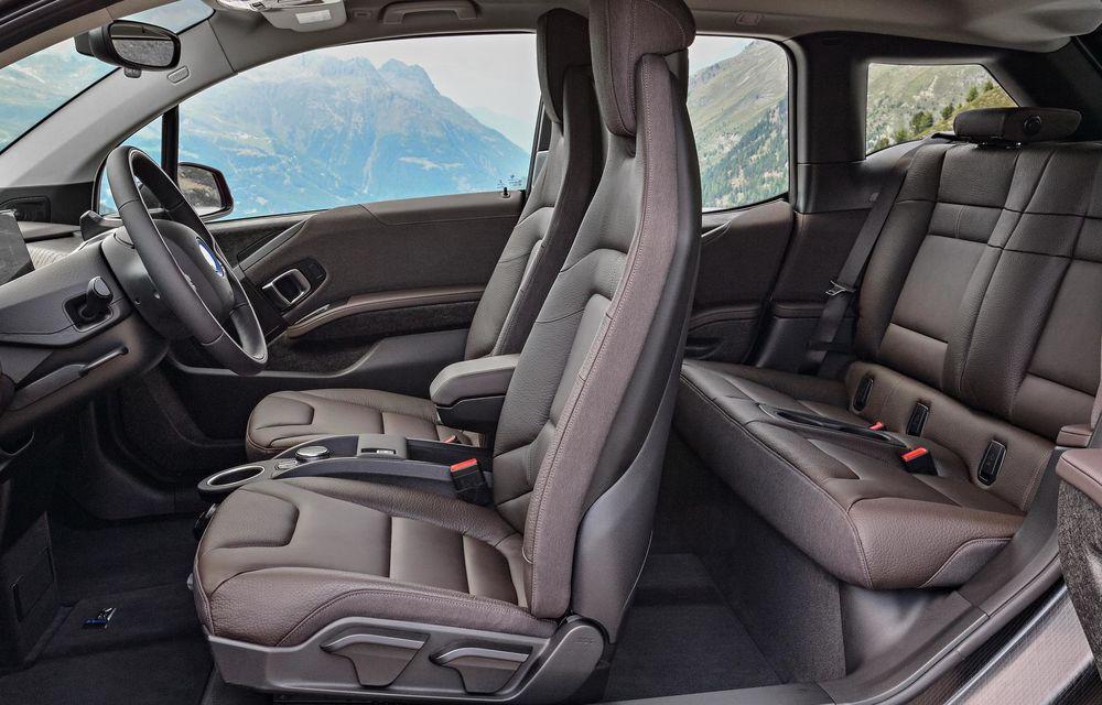 Faceliftul lui BMW i3 vine la pachet și cu o versiune sportivă de 184 de cai putere: i3s - Poza 44