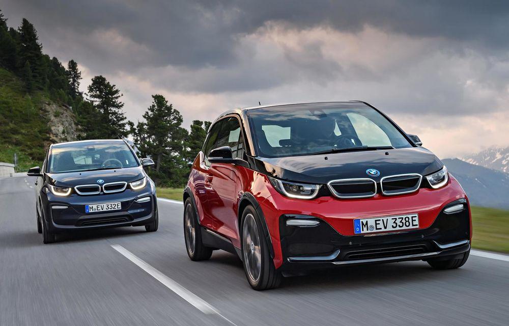 Faceliftul lui BMW i3 vine la pachet și cu o versiune sportivă de 184 de cai putere: i3s - Poza 6