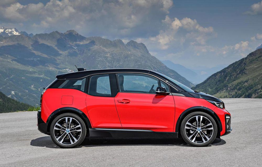 Faceliftul lui BMW i3 vine la pachet și cu o versiune sportivă de 184 de cai putere: i3s - Poza 22