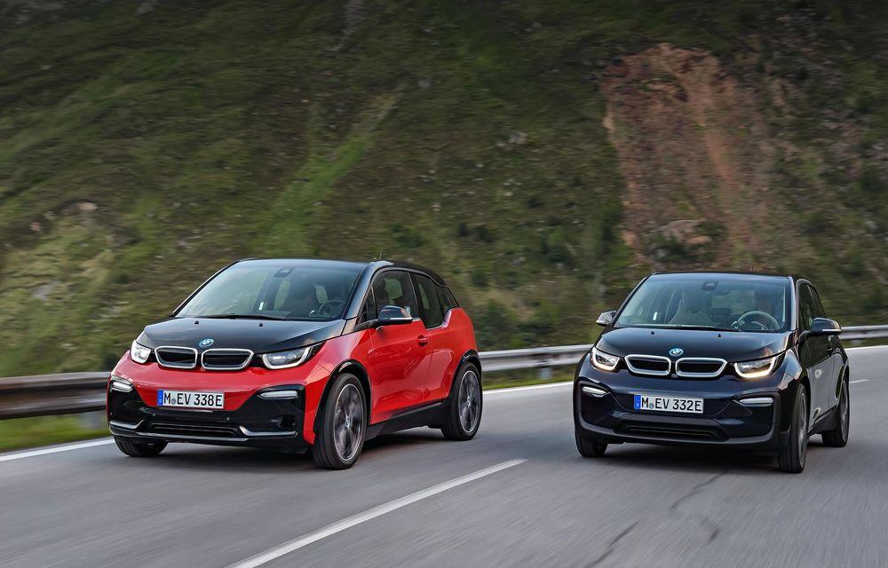 Faceliftul lui BMW i3 vine la pachet și cu o versiune sportivă de 184 de cai putere: i3s - Poza 5
