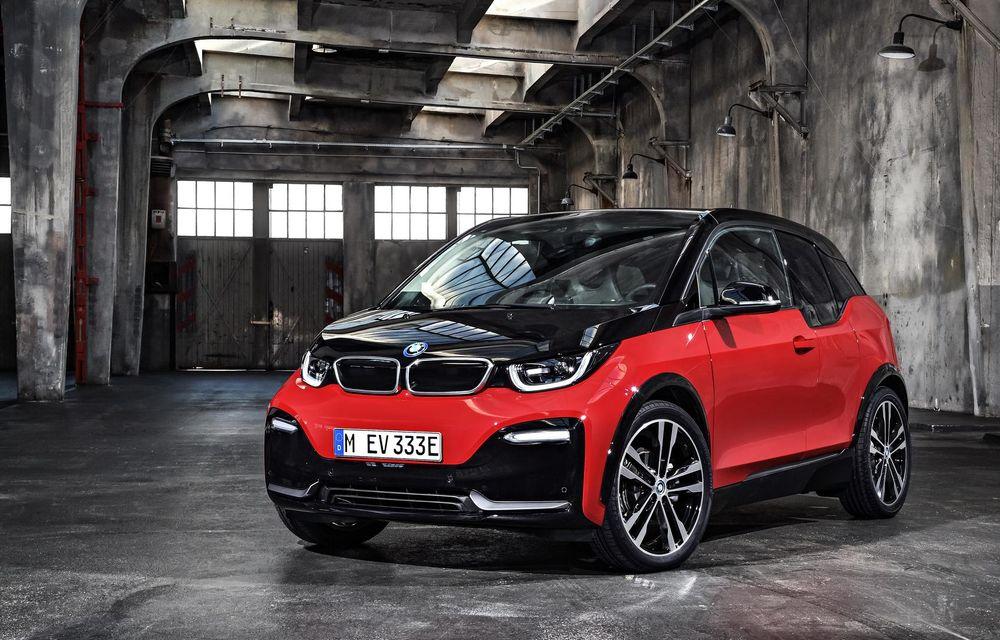 Faceliftul lui BMW i3 vine la pachet și cu o versiune sportivă de 184 de cai putere: i3s - Poza 27