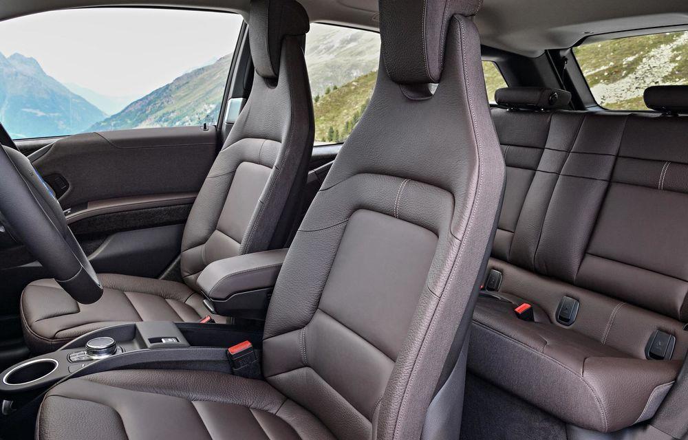 Faceliftul lui BMW i3 vine la pachet și cu o versiune sportivă de 184 de cai putere: i3s - Poza 41