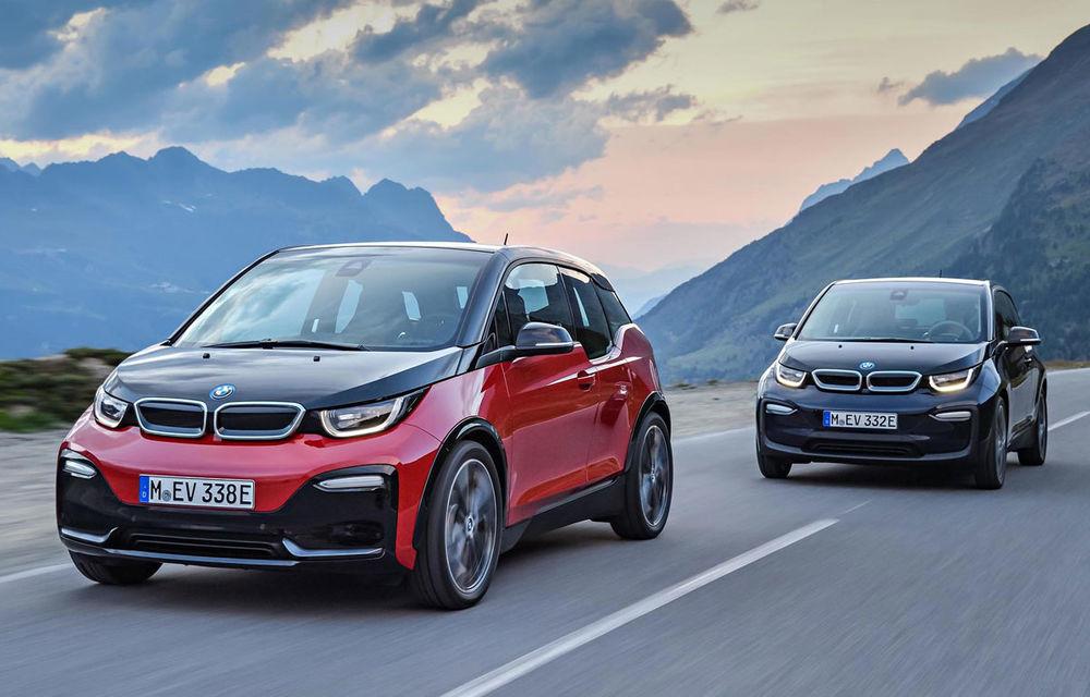 Faceliftul lui BMW i3 vine la pachet și cu o versiune sportivă de 184 de cai putere: i3s - Poza 1