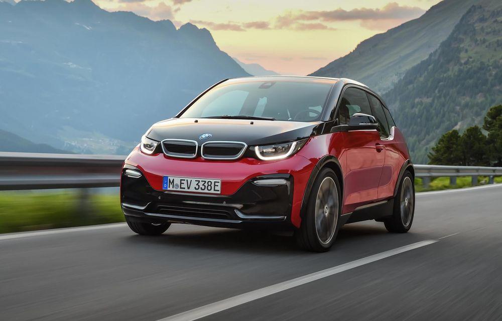 Faceliftul lui BMW i3 vine la pachet și cu o versiune sportivă de 184 de cai putere: i3s - Poza 10