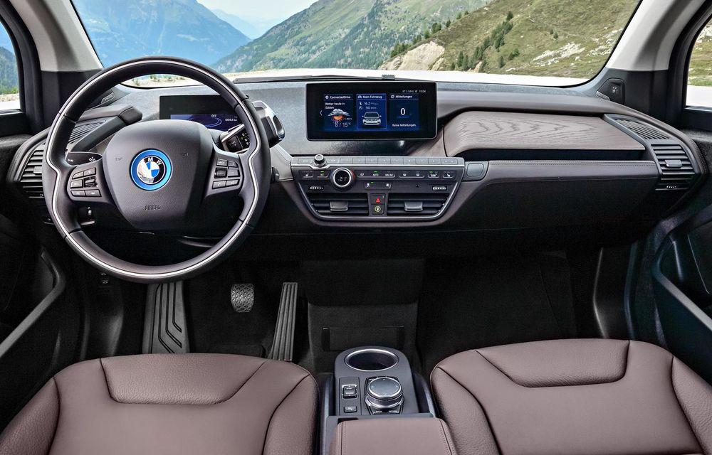 Faceliftul lui BMW i3 vine la pachet și cu o versiune sportivă de 184 de cai putere: i3s - Poza 42