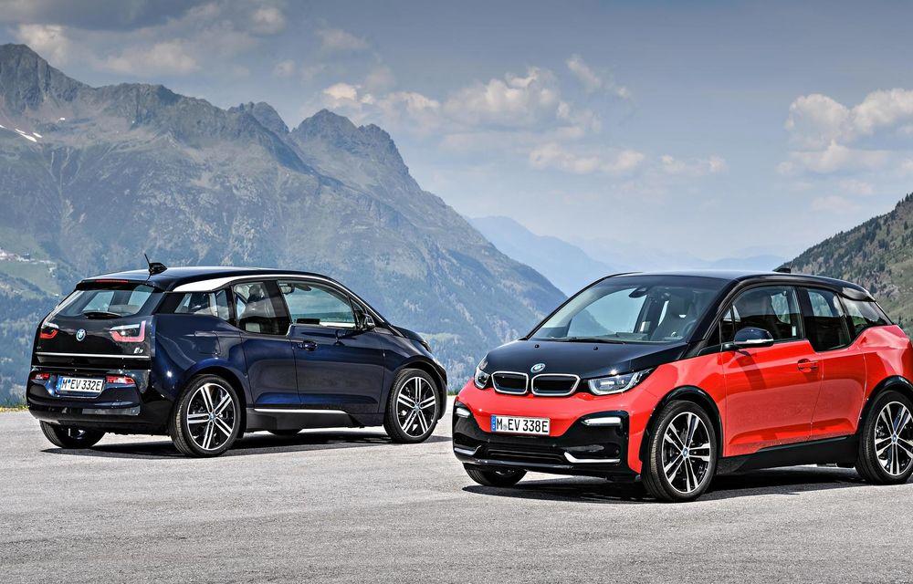 Faceliftul lui BMW i3 vine la pachet și cu o versiune sportivă de 184 de cai putere: i3s - Poza 2