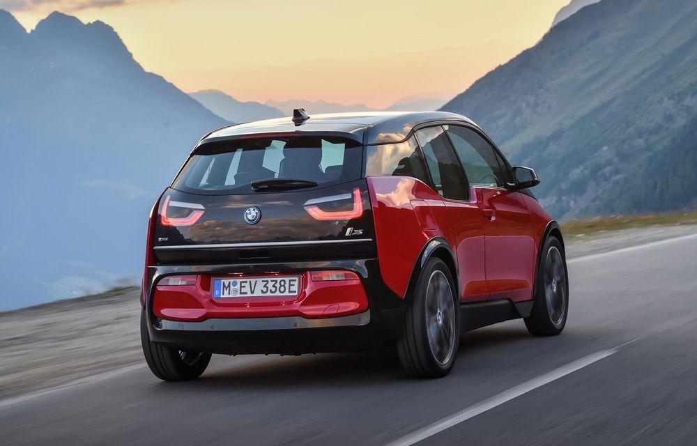 Faceliftul lui BMW i3 vine la pachet și cu o versiune sportivă de 184 de cai putere: i3s - Poza 15