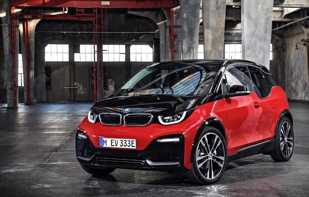 Faceliftul lui BMW i3 vine la pachet și cu o versiune sportivă de 184 de cai putere: i3s - Poza 26