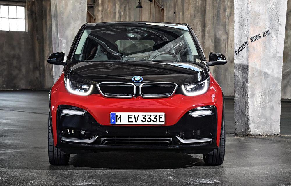 Faceliftul lui BMW i3 vine la pachet și cu o versiune sportivă de 184 de cai putere: i3s - Poza 25