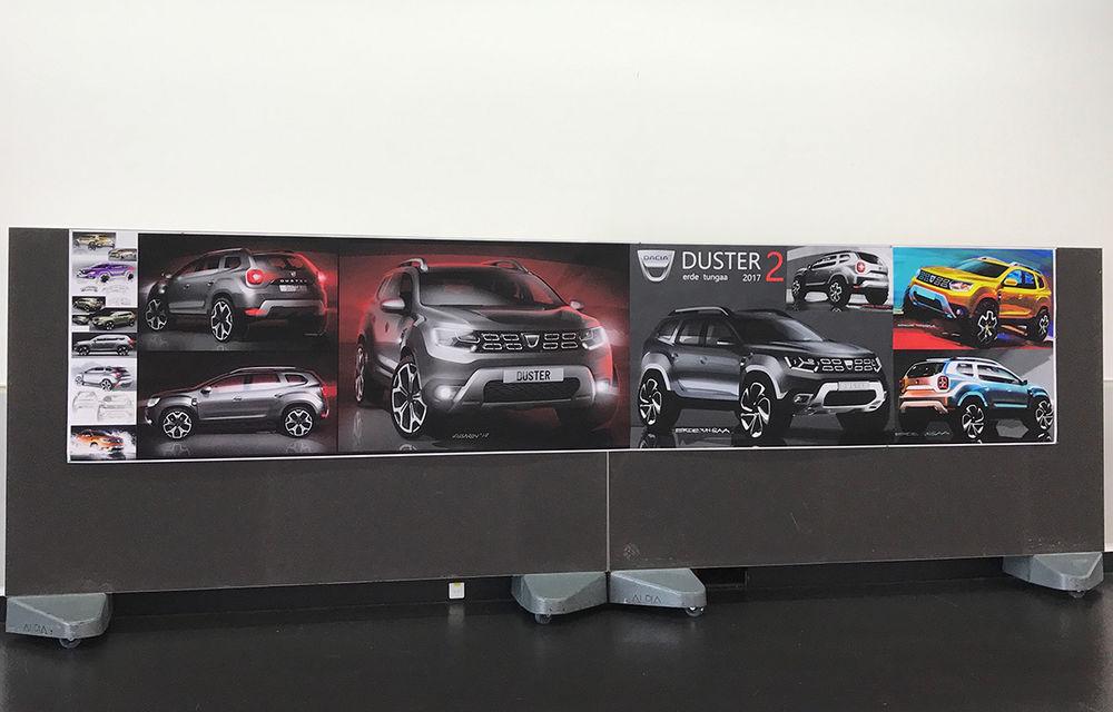 Strict Secret: noul Dacia Duster s-a dezbrăcat de secrete la Paris în fața Automarket - Poza 3