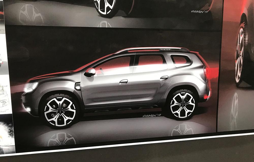 Strict Secret: noul Dacia Duster s-a dezbrăcat de secrete la Paris în fața Automarket - Poza 5