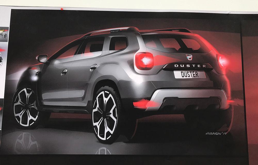 Strict Secret: noul Dacia Duster s-a dezbrăcat de secrete la Paris în fața Automarket - Poza 4