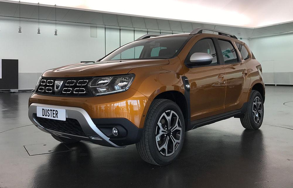 Strict Secret: noul Dacia Duster s-a dezbrăcat de secrete la Paris în fața Automarket - Poza 17