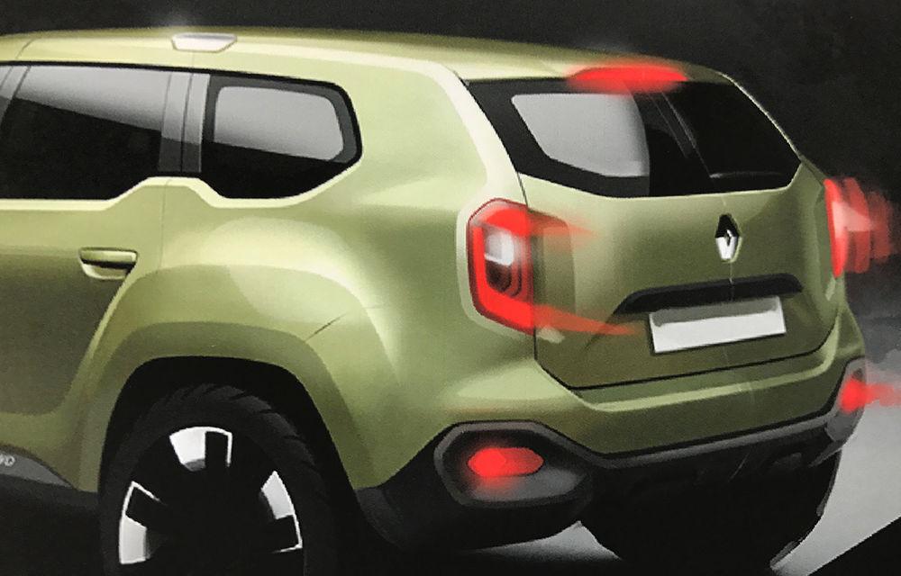 Strict Secret: noul Dacia Duster s-a dezbrăcat de secrete la Paris în fața Automarket - Poza 11