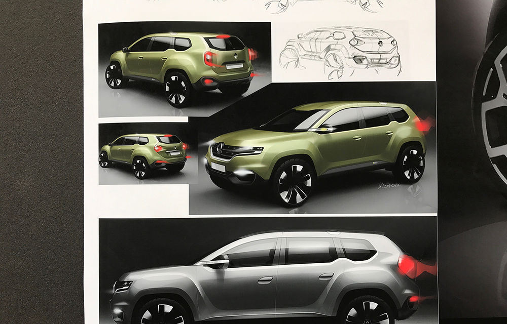Strict Secret: noul Dacia Duster s-a dezbrăcat de secrete la Paris în fața Automarket - Poza 7