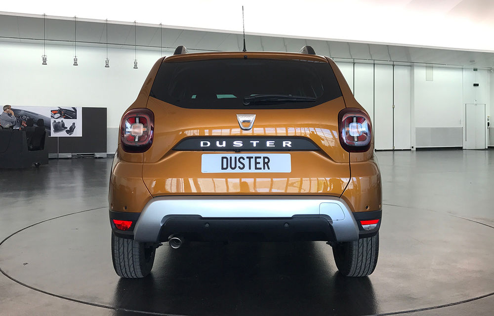 Strict Secret: noul Dacia Duster s-a dezbrăcat de secrete la Paris în fața Automarket - Poza 32