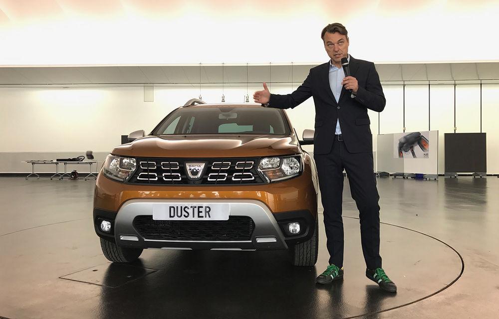 Strict Secret: noul Dacia Duster s-a dezbrăcat de secrete la Paris în fața Automarket - Poza 28