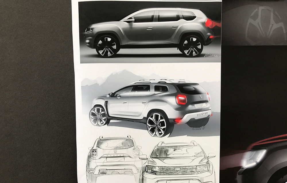 Strict Secret: noul Dacia Duster s-a dezbrăcat de secrete la Paris în fața Automarket - Poza 8