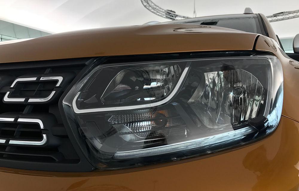 Strict Secret: noul Dacia Duster s-a dezbrăcat de secrete la Paris în fața Automarket - Poza 20