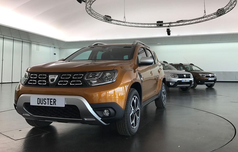 Strict Secret: noul Dacia Duster s-a dezbrăcat de secrete la Paris în fața Automarket - Poza 18