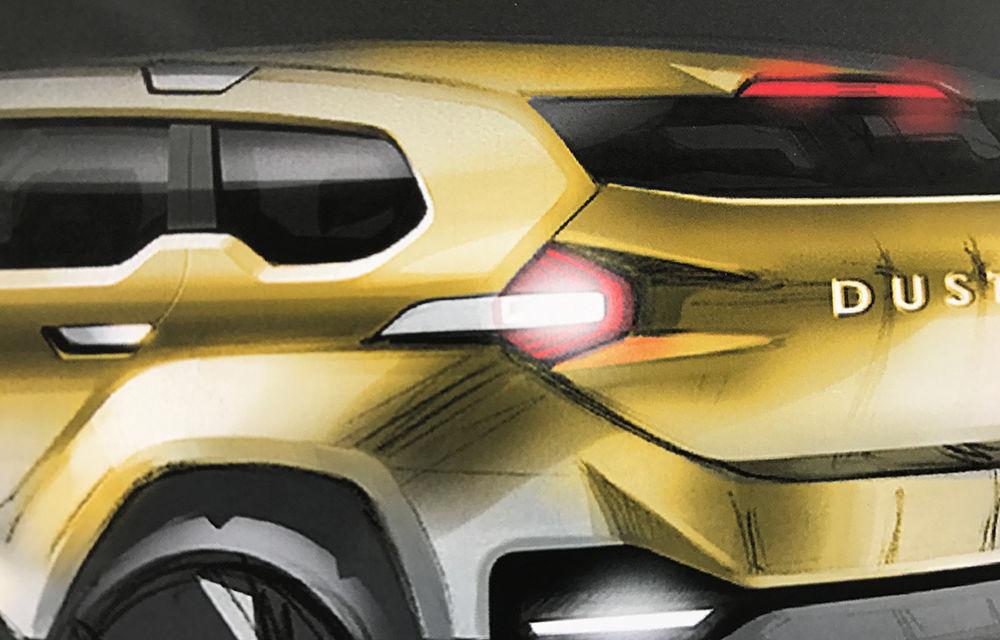 Strict Secret: noul Dacia Duster s-a dezbrăcat de secrete la Paris în fața Automarket - Poza 10